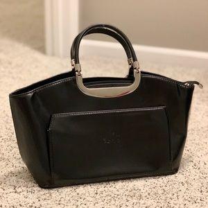 Vintage Valentino Black Handbag